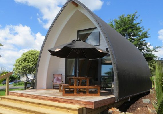 Starboard Hahei Holiday Homes