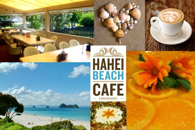 Hahei Beach Cafe - Hahei Holiday Homes