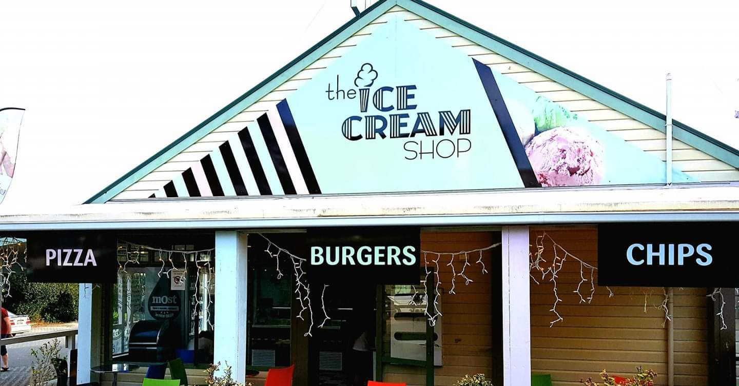 Hahei Ice Cream Shop - Hahei Holiday Homes